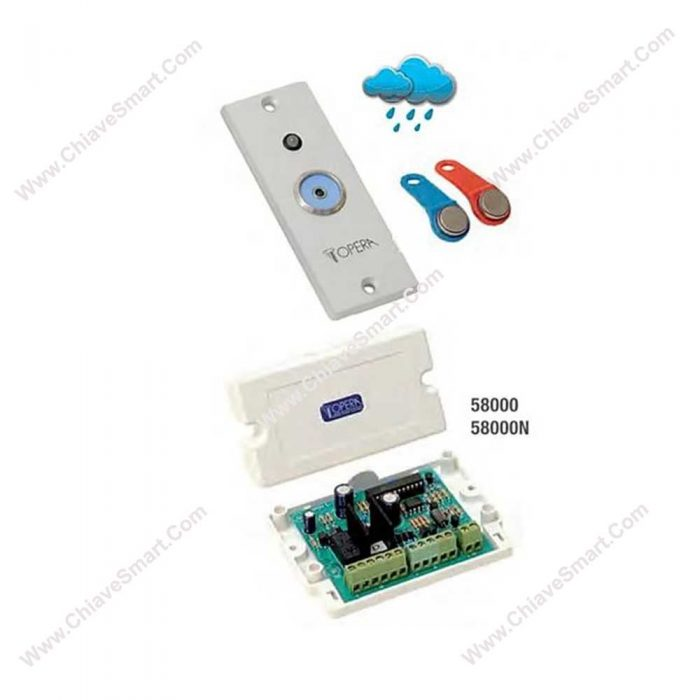 TOUCH KEY READER